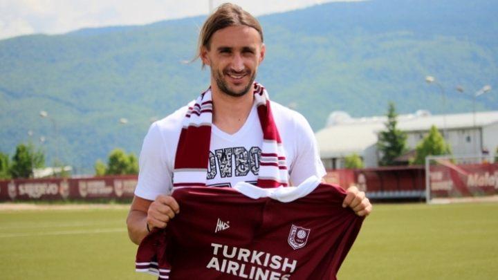 Mersudin Ahmetović novi igrač FK Sarajevo