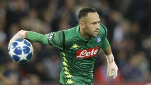 Napoli želi trajno otkupiti ugovor Ospine