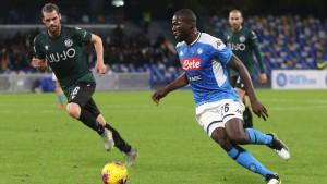 Napoli bez Koulibalyja dočekuje Barcelonu