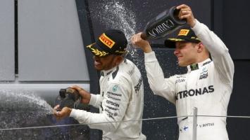 Bottas: U Mercedesu se osjećam kao kod kuće