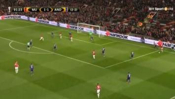 Kakva akcija Uniteda: Šteta što ovo nije bio gol