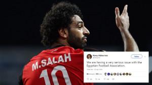 Panika u Egiptu, Salah bi zbog greške Saveza mogao propustiti Mundijal!
