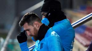 Poznati sastavi: Može li Sevilla izbaciti večeras Barcelonu iz Kupa Kralja?