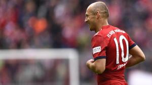 Robben: Naravno da bih slavio gol protiv Bayerna, to su gluposti...