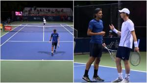 Nakon toliko godina igranja ne zna osnovna pravila tenisa? Feliciano Lopez se obrukao u meču parova