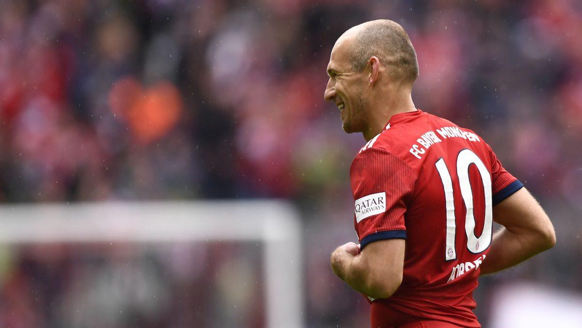 Špekulacije mogu prestati, Arjen Robben je završio karijeru!