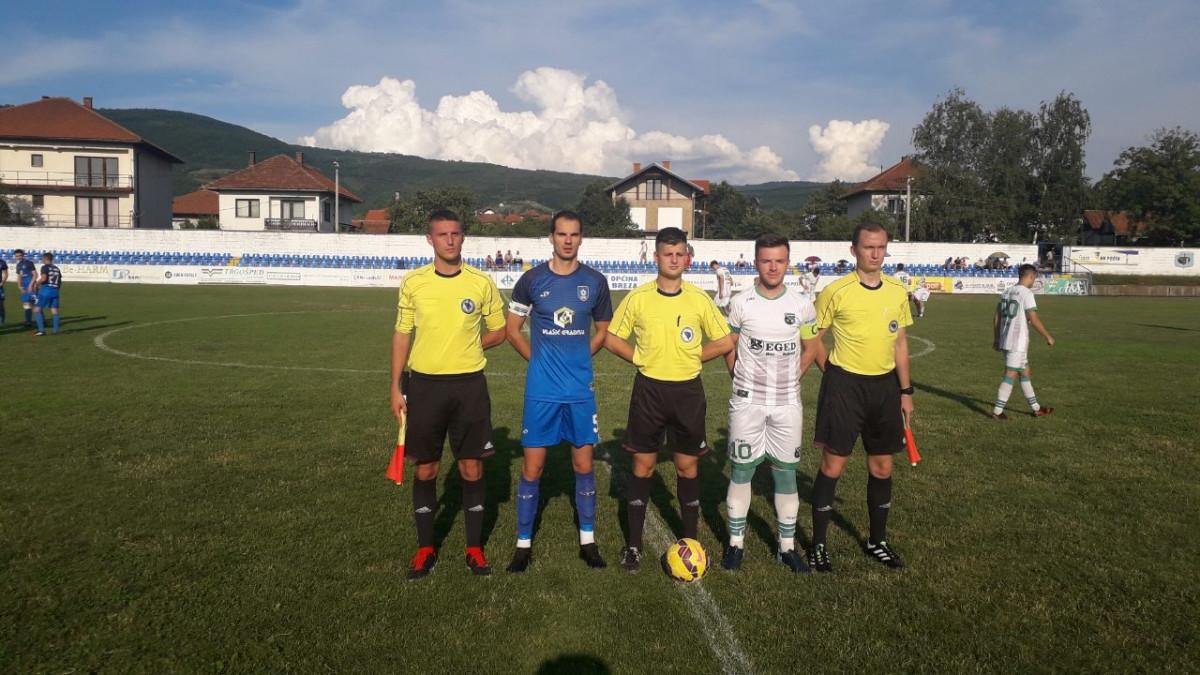 Travnik vodio 2:0, Rudaru ipak pobjednički trofej