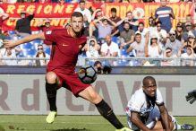 Džeko nastavio u istom ritmu, Roma lako do pobjede
