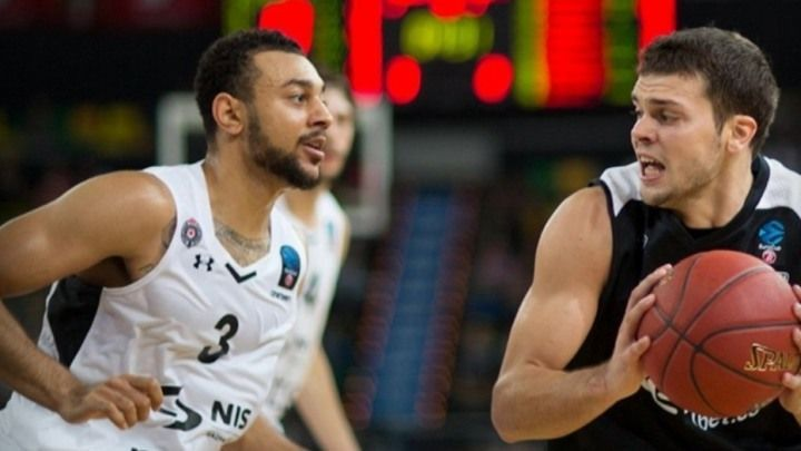 Rytas prejak za Partizan