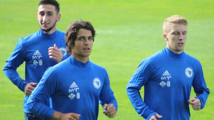 Sadiku: Dobro će nam doći utakmica sa Maltom