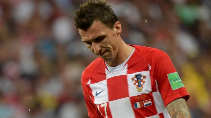 Mandžukić ponovo obradovao Hrvatsku