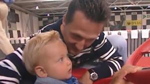 Video Michaela Schumachera i sina za sva vremena