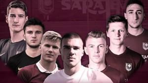 Vlastiti kadar daje rezultate: Osmorica igrača koji su ponikli u FK Sarajevo učestvovali u pobjedi