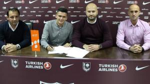 Amar Sabljica potpisao ugovor sa FK Sarajevo