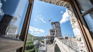 Red Bull Cliff Diving: Počeo spektakl u Mostaru