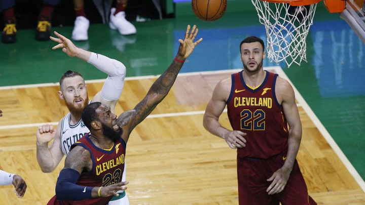 Uzalud je i čudesni LBJ: Boston ponovo pobijedio Cleveland