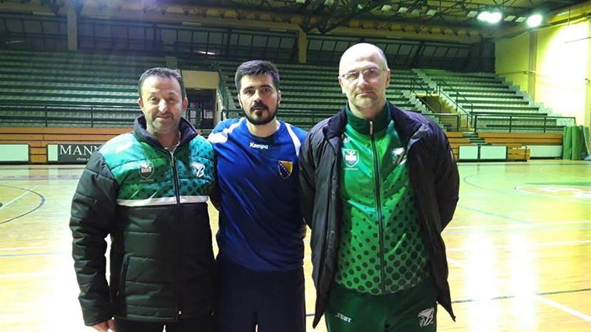 Muhamed Toromanović potpisao za RK Bosna Visoko
