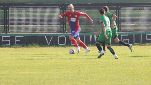 Jovo Lukić nastavio seriju golova