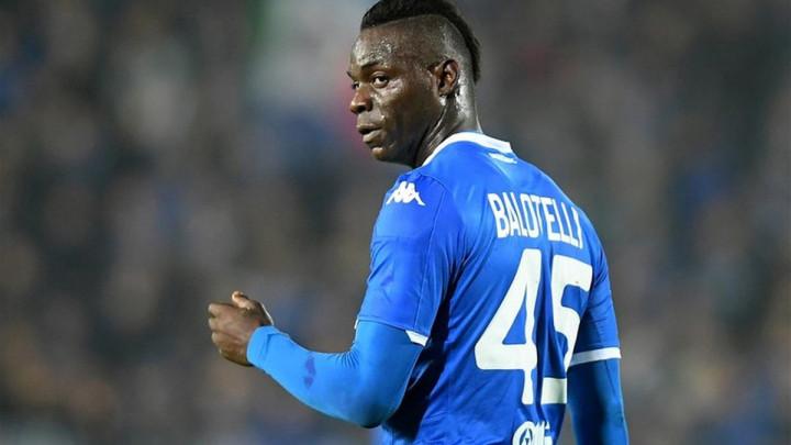 Balotelli ponovo propustio trening, znači li to raskid ugovora?