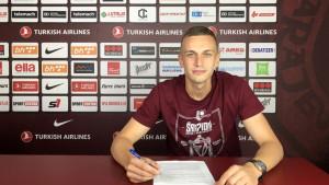 Šerbečić ostaje u FK Sarajevo!