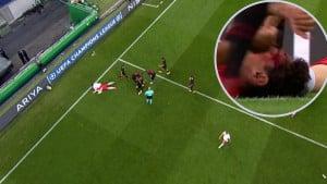 Žestok sudar na stadionu Jose Alvalade: Jeziv krik, krv, ali i olakšanje