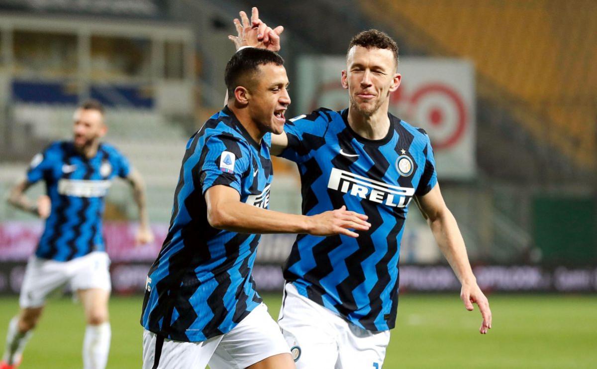 Inter ne posustaje: Alexis zablistao protiv Parme