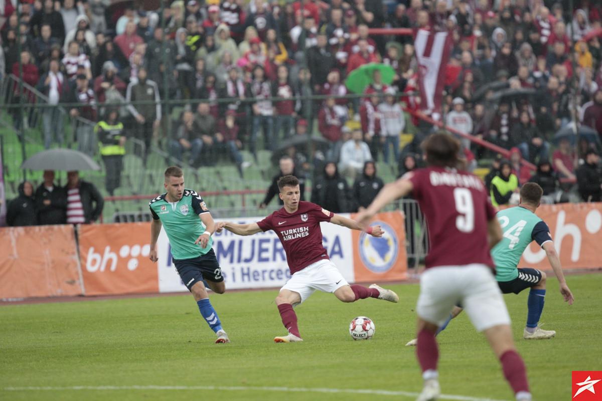 FK Sarajevo će u Sloveniji imati tri jake provjere