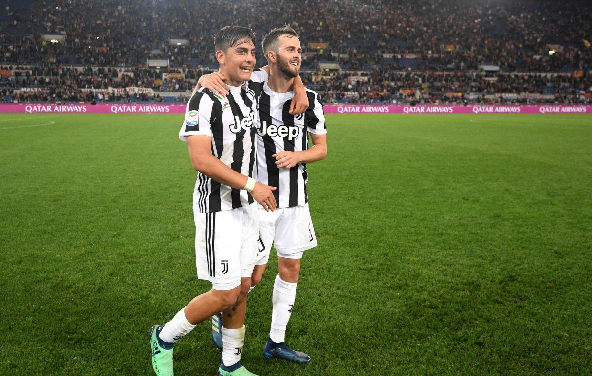Miralem Pjanić i Paulo Dybala odbili Manchester United