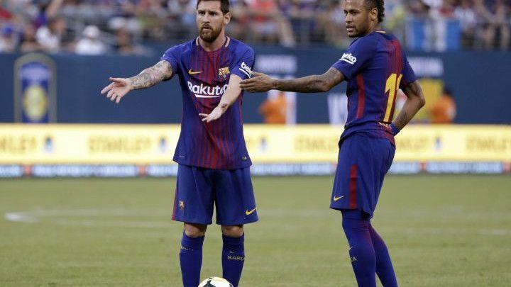 """""""Ako je Neymar želio izaći iz Messijeve sjene, trebao je promijeniti sport"""""""