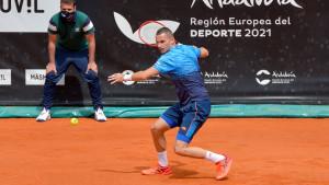 Tomislav Brkić u finalu ATP Challengera u Beogradu