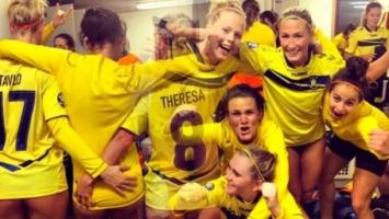 Vrela fotka iz svlačionice ženskog tima Brondbyja