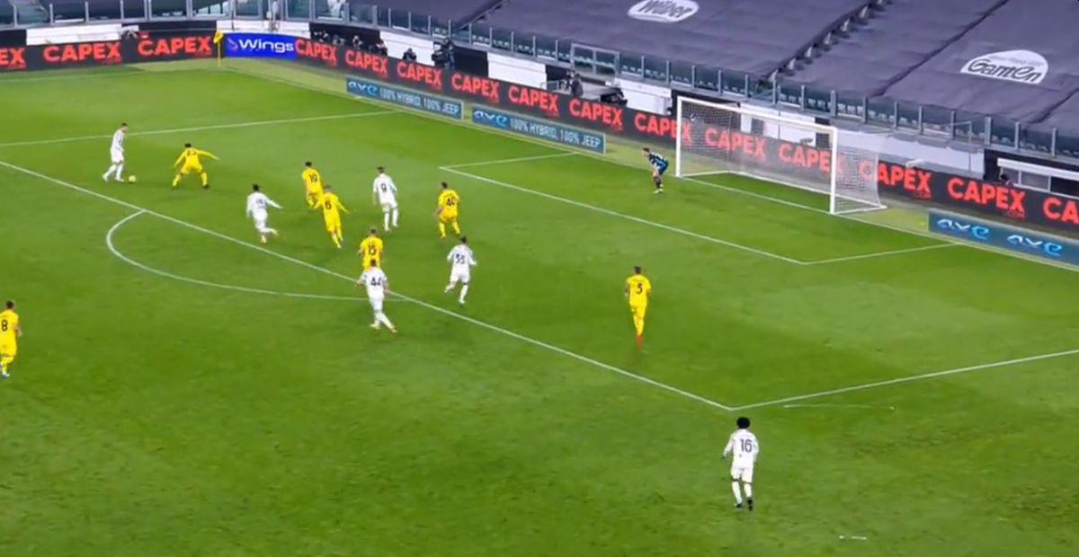 """Igrači Juventusa """"peglali"""" loptu, a onda je na scenu stupio Ronaldo: Drugi gol je prava majstorija"""