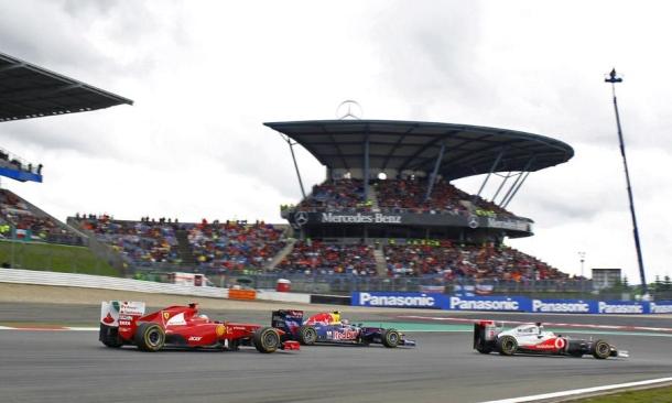 Ecclestone danas dogovara detalje o Nürburgringu