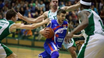 Gordić nastavio sjajnu seriju, Nurkića muče sudije