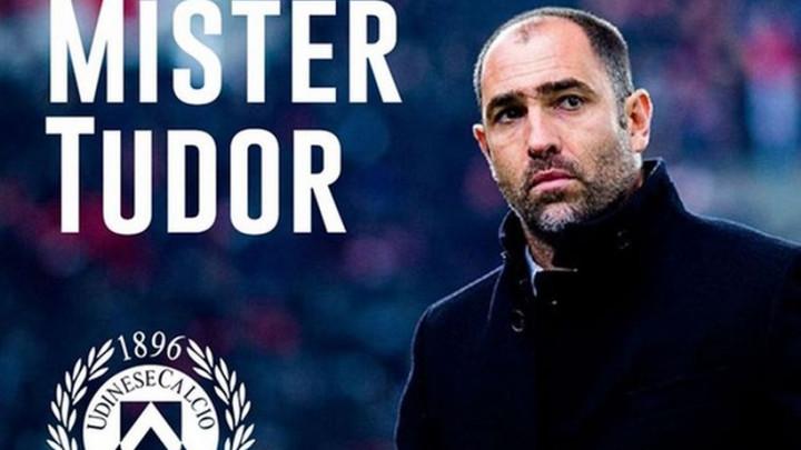Igor Tudor novi trener Udinesea