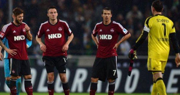Negativni rekord Nürnberga ušao u historiju Bundeslige