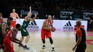 Cirbes se vratio u KK Crvena Zvezda