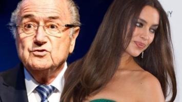 Irina Shayk poručila: Priče o romansi sa Blatterom su lažne