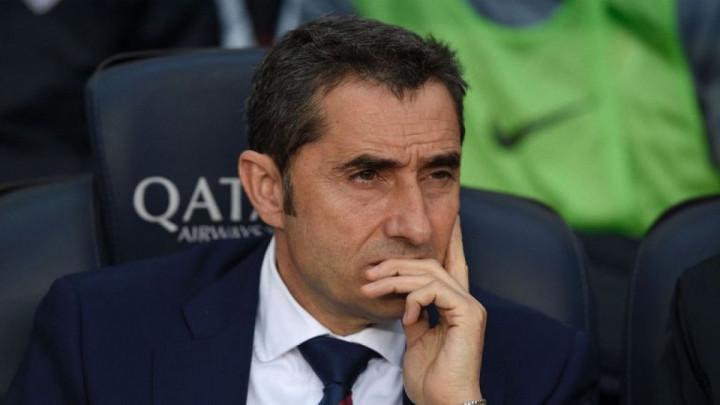 Ernesto Valverde razgovarao s čelnicima Barcelone i dao im do znanja šta će uraditi