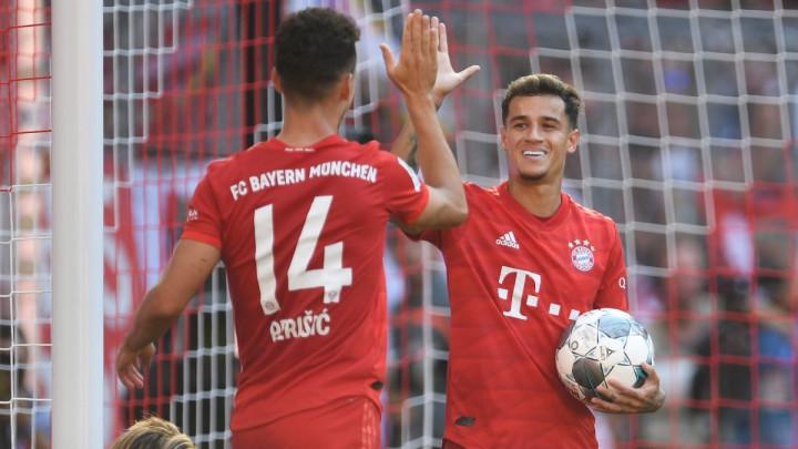 Philippe Coutinho se preporodio dolaskom u Bayern