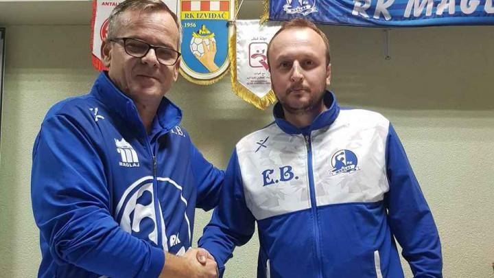 Bajrić novi trener RK Maglaj