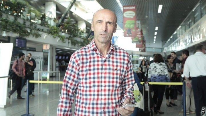 Miodrag Ješić stigao u Sarajevo