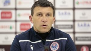 Jakirović: Uz svo poštovanje ekipi Krupe, ali sutra nas zanimaju samo tri boda