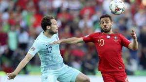 Bernardo Silva proglašen za najboljeg fudbalera Lige nacija