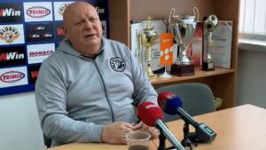 Petrović: Sve ćemo učiniti da ostanemo na šestom mjestu