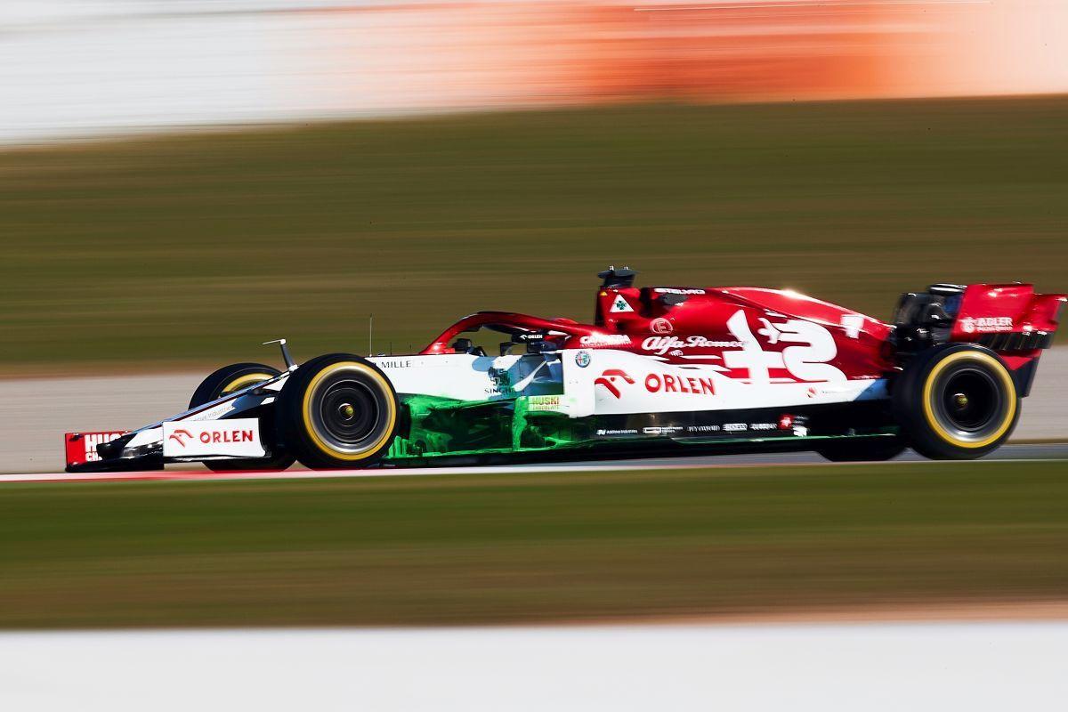 Alfa Romeo predstavio novi bolid za iduću sezonu