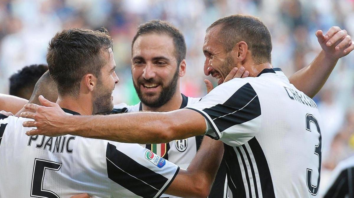 Chiellini napravio haos u Napulju jer je otkrio šta je Higuain izjavio kada je stigao u Juventus