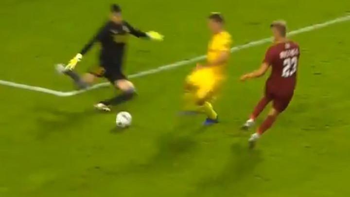 Mustafić napravio veliku grešku, ali ga je u posljednji trenutak spasio Kovačević