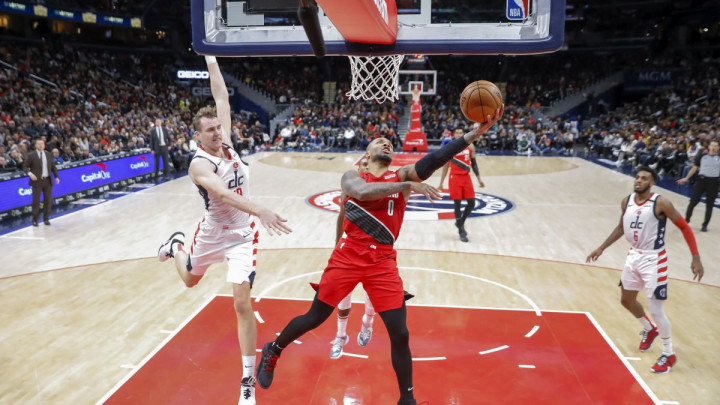 Fantastični Lillard razbio Rocketse, Musi samo jedan minut na parketu