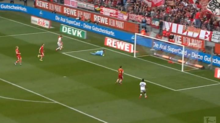 Atomski početak Bayerna u Kolnu: Za 12 minuta karneval golova u mreži domaćih